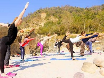 Chandra Yoga International Yoga teacher training
