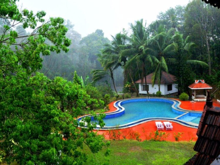 Duke's Forest Lodge Thiruvananthapuram India 1