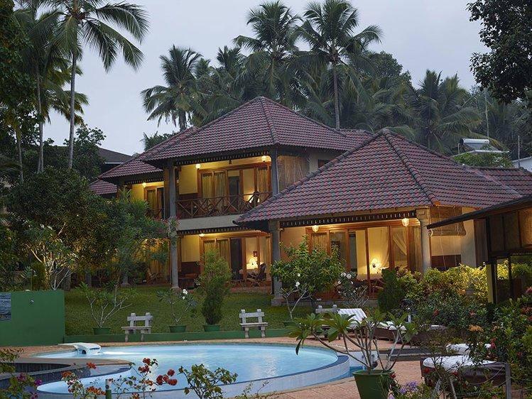 Ananda Lakshmi Ayurveda Retreat Chowara, Kovalam India 1