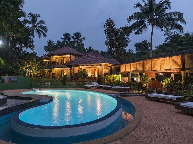 Ananda Lakshmi Ayurveda Retreat Chowara, Kovalam India 2