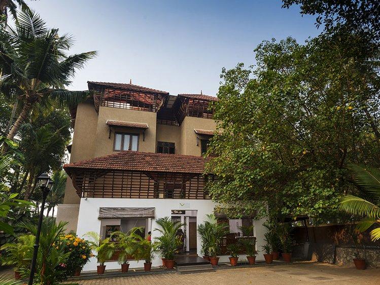 Ananda Lakshmi Ayurveda Retreat Chowara, Kovalam India 3