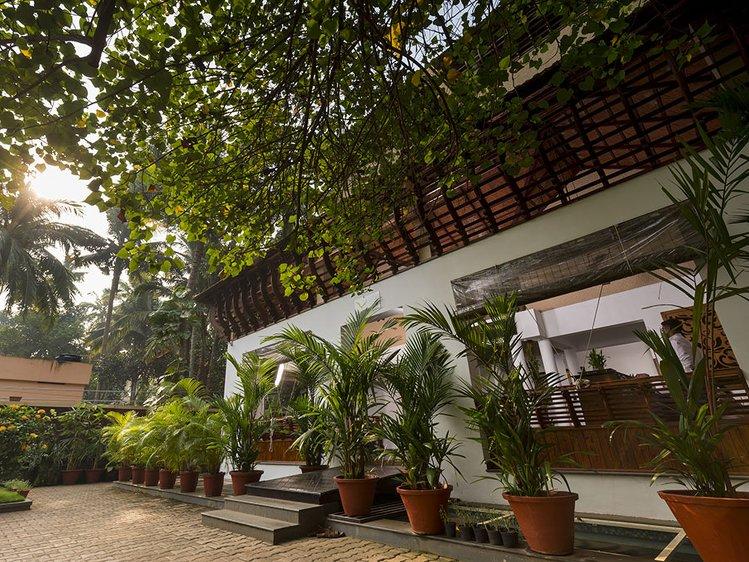 Ananda Lakshmi Ayurveda Retreat Chowara, Kovalam India 4