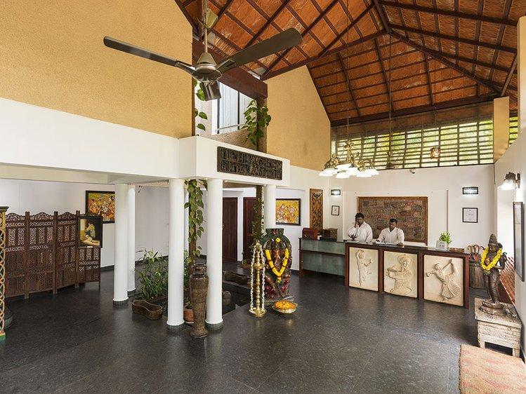 Ananda Lakshmi Ayurveda Retreat Chowara, Kovalam India 5