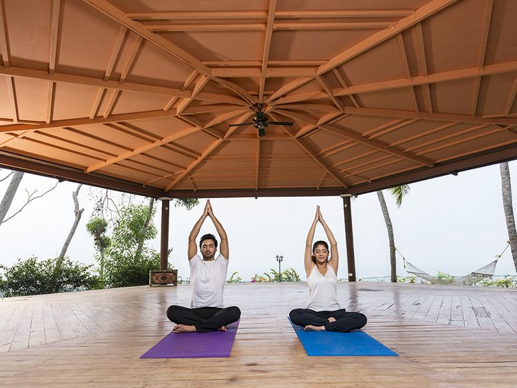 Ananda Lakshmi Ayurveda Retreat Chowara, Kovalam India 6