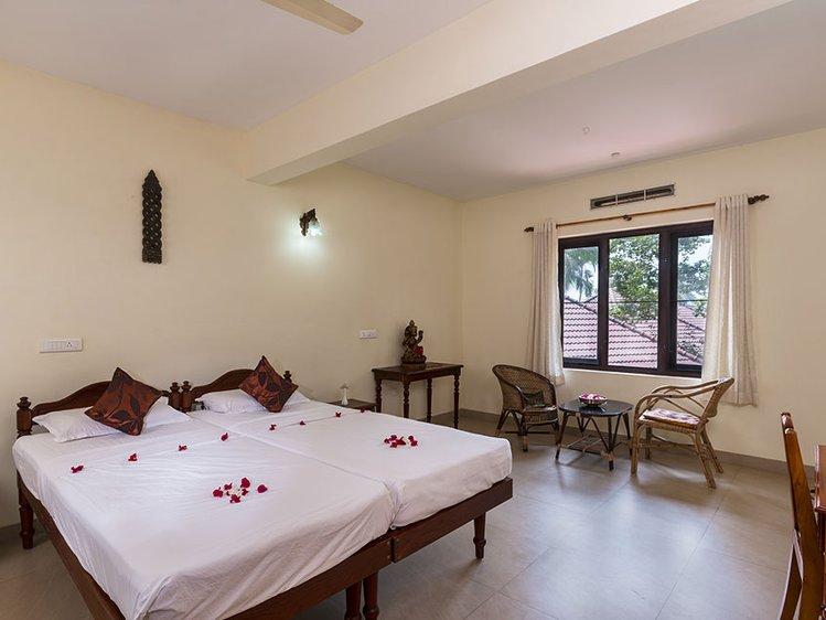 Ananda Lakshmi Ayurveda Retreat Chowara, Kovalam India 10
