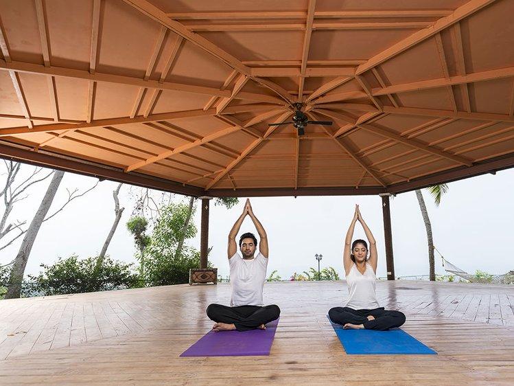 Ananda Lakshmi Ayurveda Retreat Chowara, Kovalam India 14