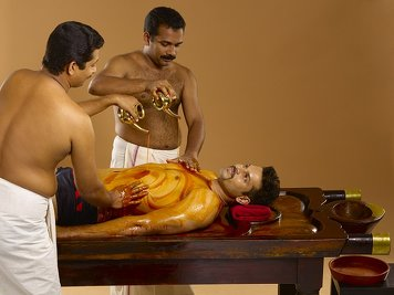 Ananda Lakshmi Ayurveda Retreat Psoriasis Management Program