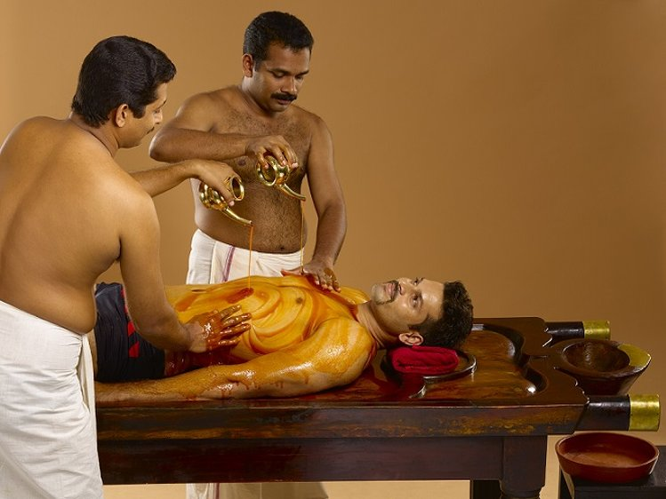 Ananda Lakshmi Ayurveda Retreat Psoriasis Management Program 1