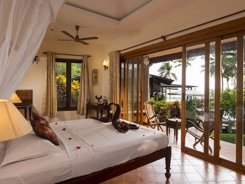 Ananda Lakshmi Ayurveda Retreat Body Purification Program Deluxe Villa