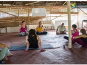 Santhi Yoga Teacher Training Institute Children's Yoga Teacher Training Course