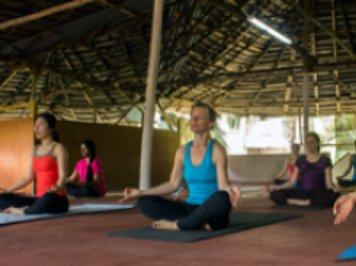 Santhi Yoga Teacher Training Institute 9 Nights / 10 Days Ayurveda Training Courses Single AC Room