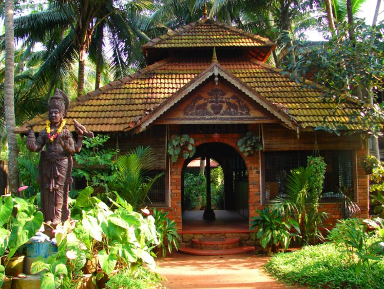 ShinShiva Ayurvedic Ashram Trivandrum India 1
