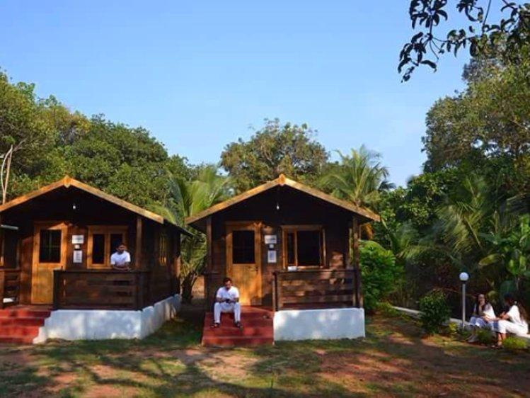 Preksha Yoga Ashram Goa India 3
