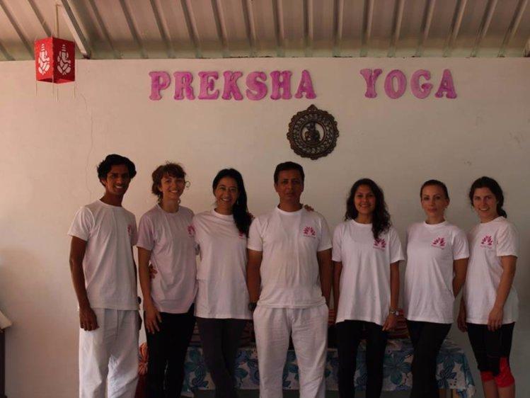 Preksha Yoga Ashram Goa India 4