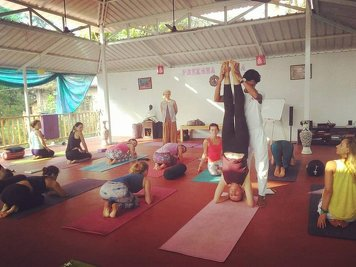 Preksha Yoga Ashram YOGA TEACHER TRAINING COURSE