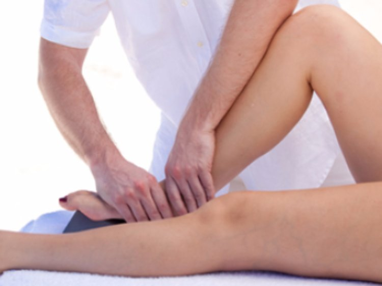 Dhathri Water Front Treatment Center Ankle Pain  1