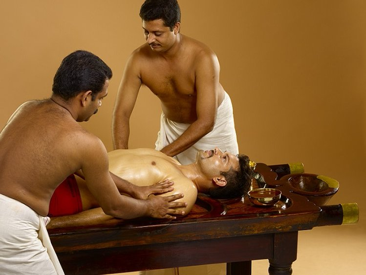 Dhathri Water Front Treatment Center Body Purification Package 1