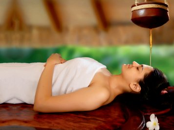 Dhathri Water Front Treatment Center  13 Nights / 14 Days Body Purification Package