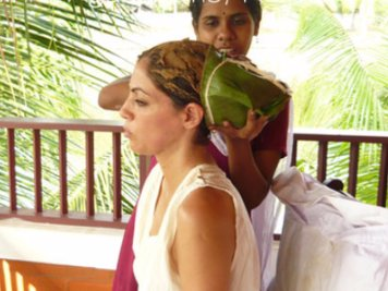 Dhathri Water Front Treatment Center  20 Nights / 21Days Hair & Scalp Care  air care