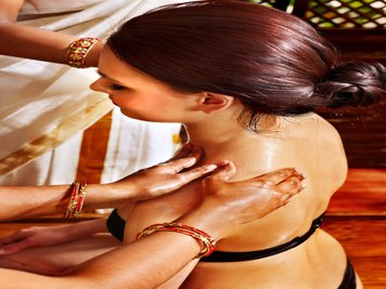 Dhathri Water Front Treatment Center  13 Nights / 14Days Neck Pain