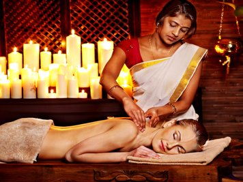 Dhathri Water Front Treatment Center  20 Nights / 21Days Neck Pain