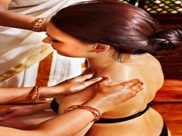 Dhathri Water Front Treatment Center  20 Nights / 21Days Shoulder Pain