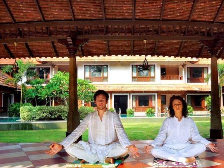 Krishnendu Ayurveda Alappuzha India 2