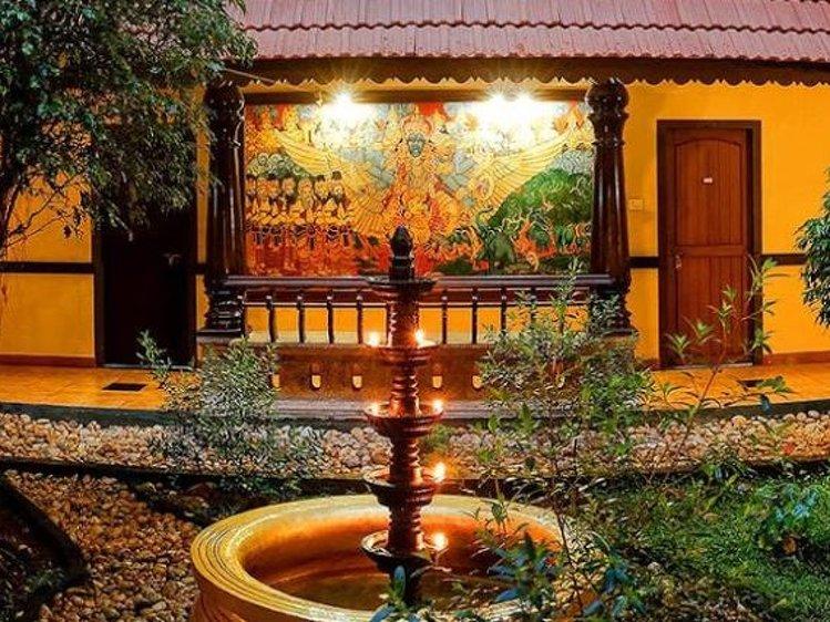 Krishnendu Ayurveda Alappuzha India 10
