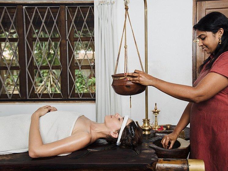 Krishnendu Ayurveda Muscle Stress Program 1