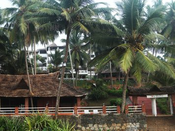 Soma Palm Shore Trivandrum India