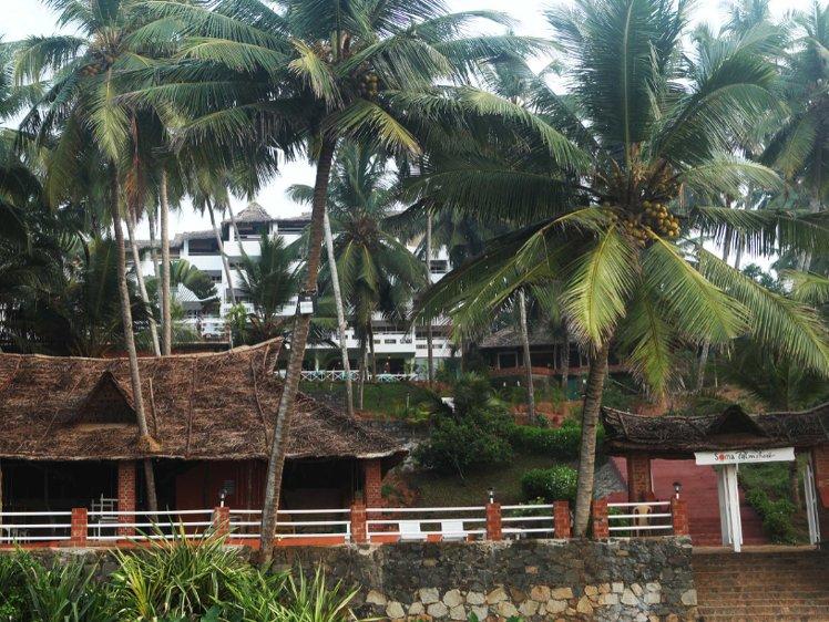 Soma Palm Shore Trivandrum India 1