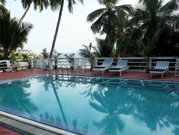 Soma Palm Shore Trivandrum India 7