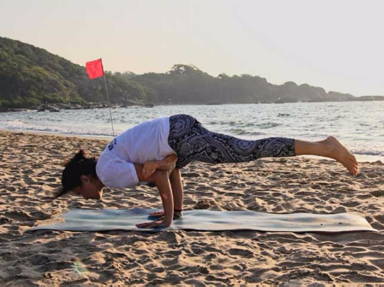 Himalayan Yoga Bliss Goa Goa INDIA 4