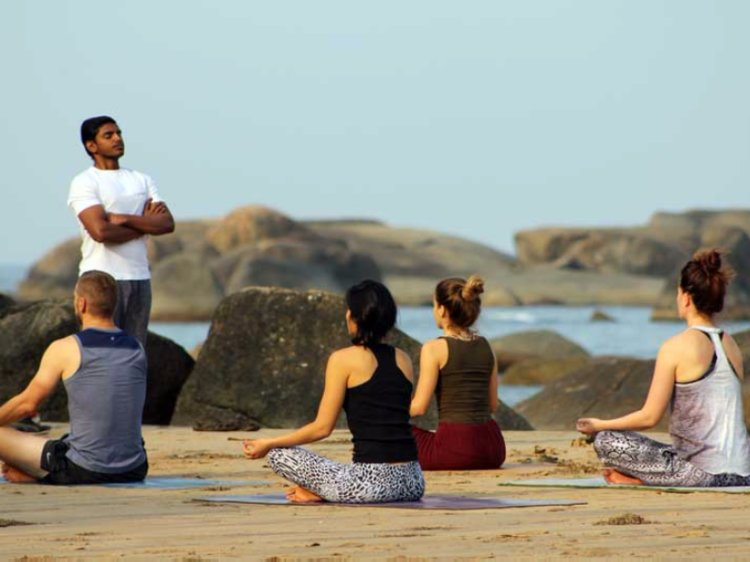 Himalayan Yoga Bliss Goa Goa INDIA 6
