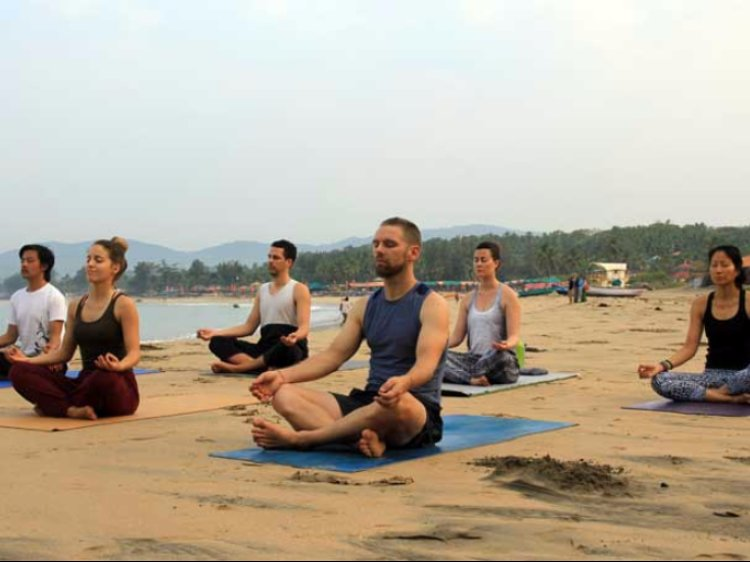 Himalayan Yoga Bliss Goa Goa INDIA 5