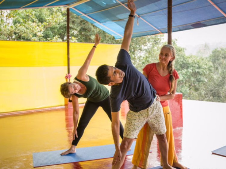 Himalayan Yoga Bliss Goa Goa INDIA 1