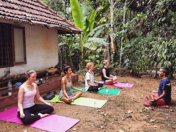 Saptrashmi Yoga 200 Hour (25 Nights / 26 Days) Yoga & Natural Health Teacher Training Course