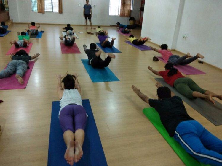 Kashish Yoga Canacona India 10