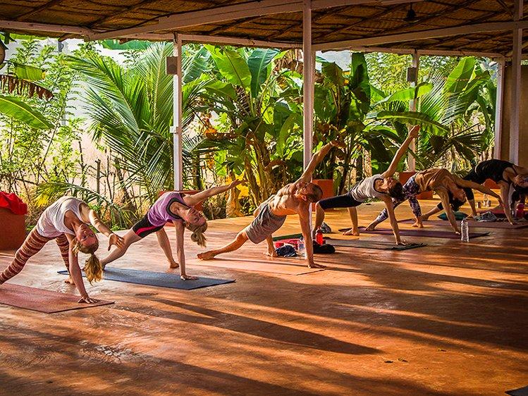 Kashish Yoga 200 Hour Yoga Teacher Training 1
