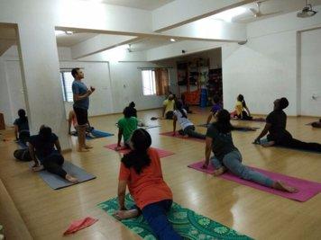 Kashish Yoga Aerial & Yin Yoga Teacher Training Course