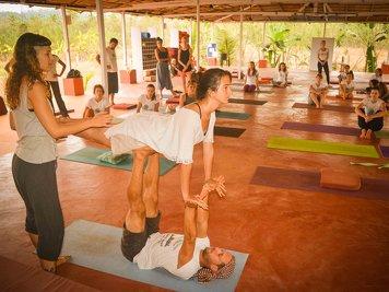 Kashish Yoga 300 Hour (27 Nights / 28 Days) Hatha, Ashtanga & Vinyasa TTC