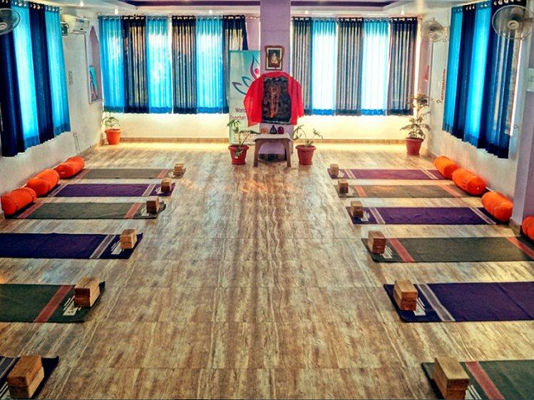 Rama School Of Yoga Varkala India 1