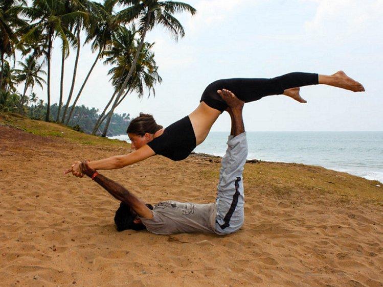Rama School Of Yoga Varkala India 3