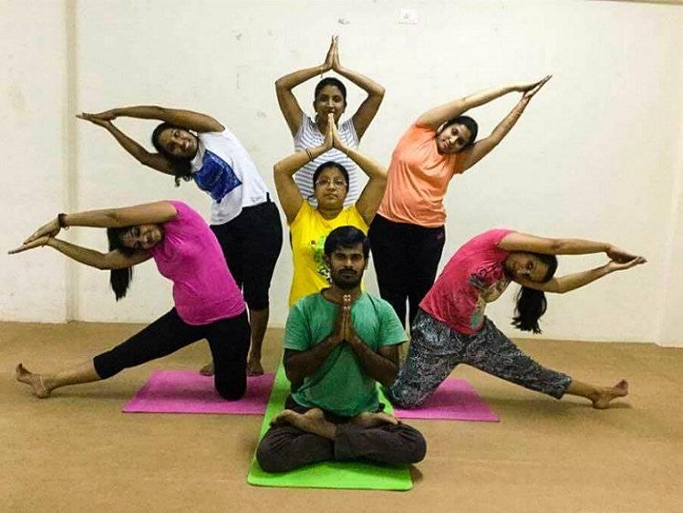 Rama School Of Yoga Varkala India 5