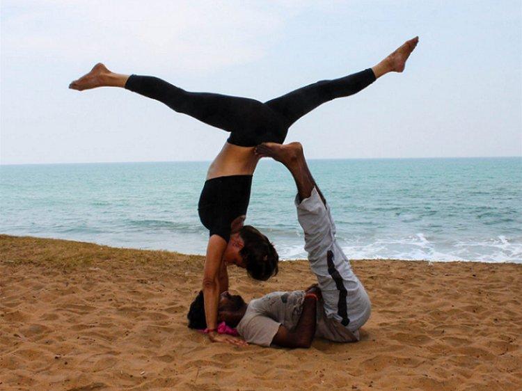 Rama School Of Yoga Varkala India 8