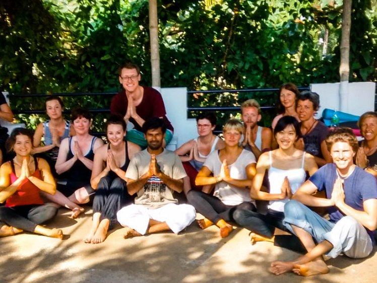 Rama School Of Yoga Varkala India 6