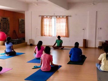 Rama School Of Yoga 200 Hours Ashtanga Vinyasa Teacher Training