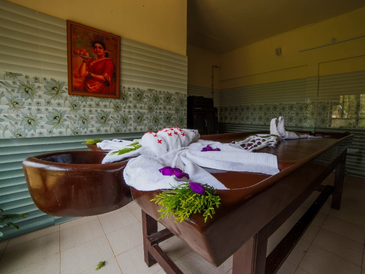 Athreya Ayurvedic Centre Kottayam India 7