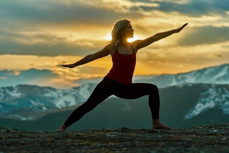 Athreya Ayurvedic Centre Yoga Program 2
