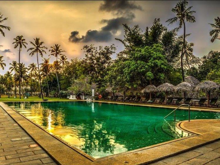 Marari Beach Resort Mararikulam India 2